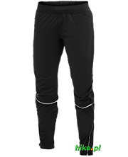 damskie spodnie do biegania Craft Performance Wind Tights czarne