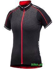 damska koszulka rowerowa Craft Performance Glow Jersey czarna