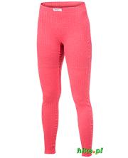 damskie getry termoaktywne Craft Warm Wool Underpants jasnoróżowe