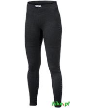 damskie getry termoaktywne Craft Warm Wool Underpants czarne