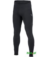 męskie spodnie do biegania Craft Performance Thermal Tights czarne
