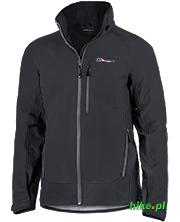 kurtka Gore-Tex męska Berghaus Carrock GTX Jacket czarno-szara