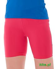 damskie spodenki Craft Performance Run Fitness różowe
