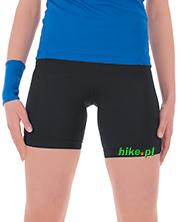 damskie spodenki Craft Active Run Fitness czarne