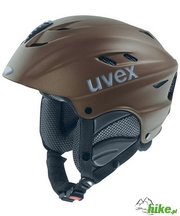 kask narciarski Uvex X Ride Motion Choco