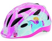 dziecięcy kask rowerowy Alpina Gamma Flash Princess