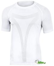 męska koszulka Brubeck Aerate biała