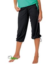 damskie spodnie fitness gWinner Tania czarne