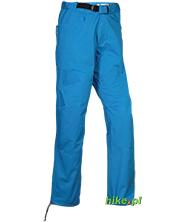 męskie spodnie trekkingowe Milo Epso niebieskie