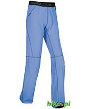 męskie spodnie Milo Monaco niebieskie