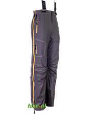 męskie spodnie narciarskie Milo Shawan Pants szare