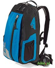 plecak rowerowy Ortlieb Flight niebiesko-czarny