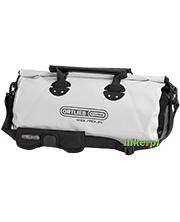 torba podróżna Ortlieb Rack-Pack biało-czarna