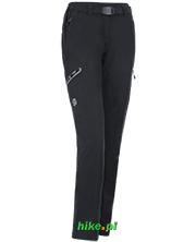 damskie spodnie trekkingowe Ternua Belabia czarne