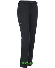 damskie spodnie trekkingowe Ternua Larrate czarne