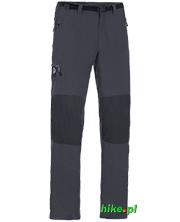 męskie spodnie trekkingowe Ternua Kelso grafitowe