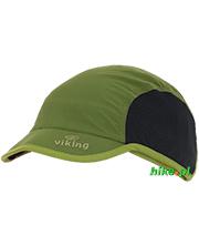 lekka czapka z daszkiem Viking Jork zielona