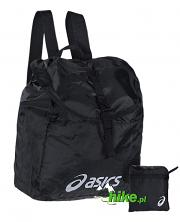 składany plecak Asics L3 Foldable Bag czarny